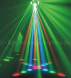 Het Licht van de hete LEIDENE Rgbwy Disco van Moonflower voor de Verlichting van het Stadium