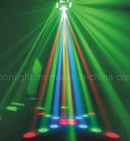 Efeito do diodo emissor de luz da luz da noite da rotação 64PCS da cor da venda quente multi
