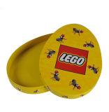 타원형 상표 엄밀한 마분지 장난감 상자