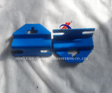 Гальванизированная ленточным транспортером рамка зеваки ролика