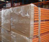 Аттестованный CE сверхмощный шкаф хранения металла паллета пакгауза