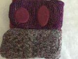 Due calzini delle donne fissati diamante di colore