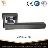 Maniglia di leva di alluminio o in lega di zinco del portello su Rosa (Z6167-ZR09)