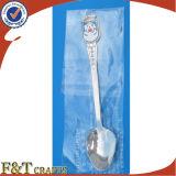 Cucchiaio operato su ordinazione del ricordo del metallo (FTSS001J)