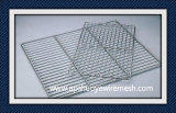 Frigorifero Stainless Steel Metal Welded Wire Rack Shelf per Food Storage