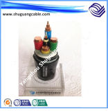 주석 Coated Copper Conductor/XLPE Insulation 또는 Electrical Power Cable