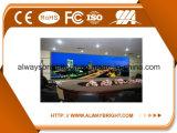 Visualizzazione dell'interno di colore completo LED della parete HD di Abt P5 LED video