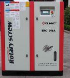 compresseur d'air économiseur d'énergie de la vis 60HP silencieuse