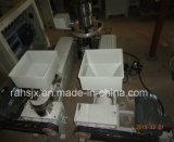 Doppelte Schicht-Strangpresßling PET Pfosten-Beutel-Film-durchbrennenmaschine (SJ50X2-800)