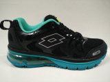 高品質の女性のエアクッションのOutsoleの運動靴