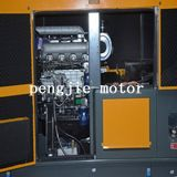 с генератором Чумминс Енгине 40kw/50kVA с фабрикой генератора 4 цилиндров тепловозной