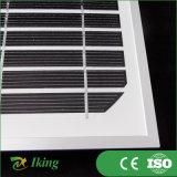 3W6V Monocrystalline Solar Panel avec un Grade Solar Cell