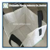 Sacchetto di tonnellata del contenitore tessuto massa aperta della parte superiore FIBC per carbone