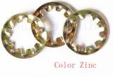 Rondelle de freinage dentée d'usine () DIN6797j)