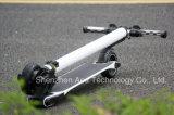 Scooter électrique de mobilité de fibre pliable légère de carbone (JX-CF5) Escooter. de moulage privé