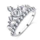De Verlovingsring van het Huwelijk van de Kroon van de tiara voor Vrouwen (CRI01005)