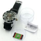 Точильщика табака точильщика формы wristwatch толкотня травы алюминиевого миниая