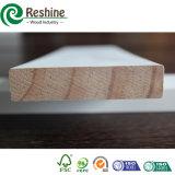 Moldeado de madera preparado decorativo revestido fino de Gesso