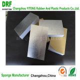 Großhandels-EPDM Schaumgummi-Blatt-BASF-Blatt mit Aluminiumfolie-Futter-Tuch-Filz