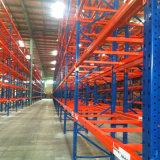 Armazém industrial seletiva de armazenamento de paletes rack