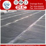 Kundenspezifisches HDPE Drain Board Used für Basement Dränage