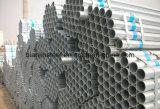 Recubrimiento de espesor galvanizado en caliente de tubería de acero
