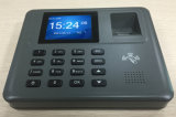 a-F271 Realand Fingerabdruck-Zeit-Anwesenheits-System mit grauer Farbe