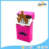 Soem-Entwurfs-Großverkauf-Schnurrbart-Form-wasserdichtes Silikon-Zigarettenetui