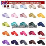Elementi promozionali del regalo del legame del collo delle cravatte dei legami degli uomini migliori (T8001)