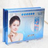 Caja de regalo cosmética del embalaje del papel de imprenta del rejuvenecimiento de la piel