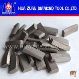 Concrete Cutting를 위한 효율성 Diamond Drill Bit Segment