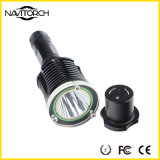 LED 플래쉬 등 * 18650 건전지 (NK-133A)를 자전하는 Xm-L T6 430 루멘 10W 바닥
