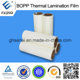 BOPP+EVA Thermal Laminating Film para Offset Printing-24mic Matte