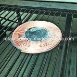 Klimaanlage Using kupfernes Gefäß-Spulen