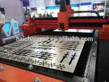 Machine de découpage de laser de fibre en métal d'acier du carbone des tailles importantes 1000W