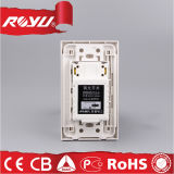 Interruptor eléctrico accionado por control remoto sin hilos del amortiguador