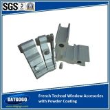 Powder Coating를 가진 CNC Machined Aluminum Door Accessories