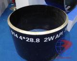 API 5L Staal het van uitstekende kwaliteit Linepipe van de Rang X52