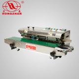 Автоматическая машина запечатывания полосы полиэтиленового пакета алюминиевой фольги CBS980 с принтером даты