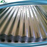 Strato ondulato galvanizzato del tetto dello zinco del metallo per i materiali da costruzione