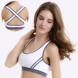 Qualitäts-schneller Trockner Sports Büstenhalter-Yoga-rüttelnde Kleidung