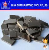 Huazuan 900mm het Scherpe Segment van de Diamant voor het Marmeren Kalksteen van het Zandsteen van het Graniet