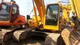 Excavatrice utilisée Hyundai 225LC-7 de chenille d'excavatrice de Hyundai