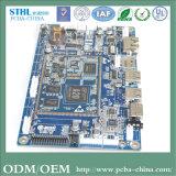 PCB Jcut 3030 van de Melkweg van Samsung van de LEIDENE SMD Raad van PCB S4 de Router van PCB CNC