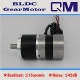 Motor sem escova BLDC de NEMA23 60W com 1:10 da relação da caixa de engrenagens