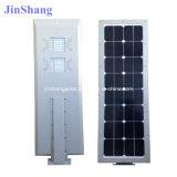 2016 luz de calle solar integrada del nuevo diseño 90W LED con el panel solar de la batería