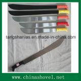 Machete della canna da zucchero del acciaio al carbonio dell'utensile manuale dell'azienda agricola del machete