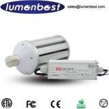 LED 정원 점화가 직업적인 공급자 E40 80W LED 포스트에 의하여 꼭대기에 오른다