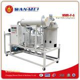 Sistema de recicl usado Quente-Venda do petróleo de China com processo de destilação do vácuo - série de Wmr-B