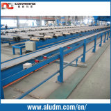 2000t Magnesium Extrusion Profile Tables dans Aluminum Extrusion Machine